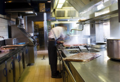 Commercial kitchen pest control